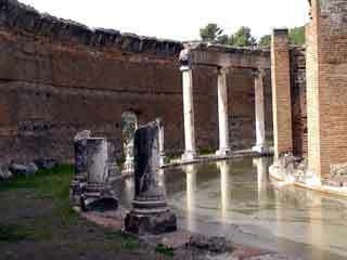 Hadrians villa tivoli
