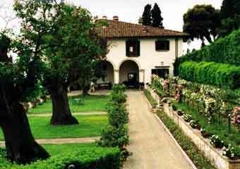 Villa medici fiesole2