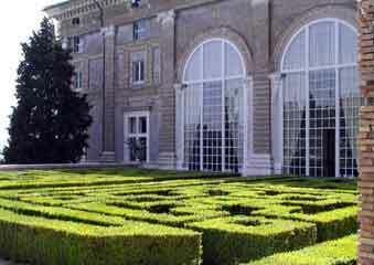 Villa madama garden1
