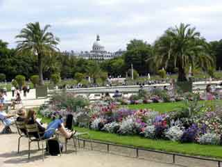 Jardin du luxembourg for Restaurant jardin ile de france