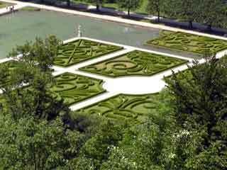 Hellbrunn water garden