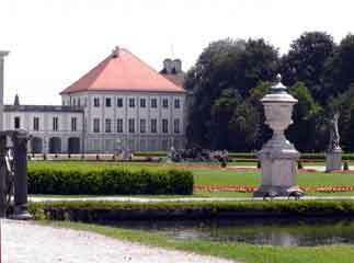 Nymphenburg garden1