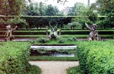 Veitshochheim garden