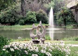 Gulbenkian garden2