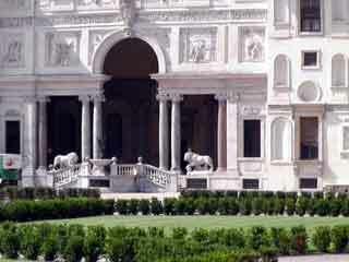 Villa medici rome2