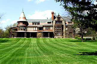 Sonnenberg Gardens Mansion State Historic Park Canandaigua Ny