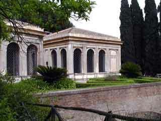 Farnese garden rome