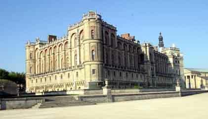 St germain chateau