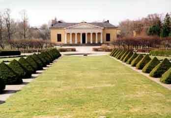 Uppsala botanic garden