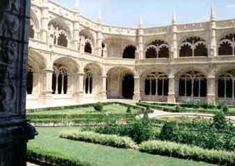 San geronimo cloister