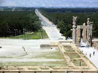 Persepolis avenue