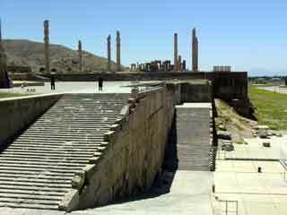 Persepolis steps
