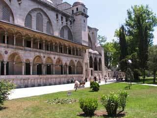 Suleymaniyemosque
