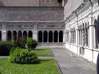 Sangiovanni cloister