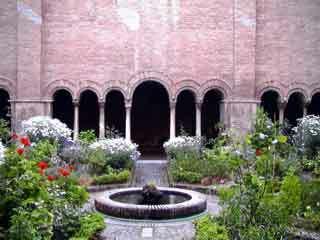 San lorenzo cloister