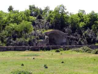 Grotto ninfeo egeria