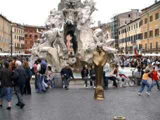 Piazza navona fountain2