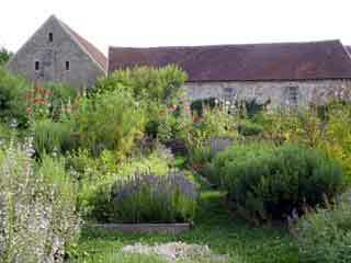 Medieval garden coulomiers2