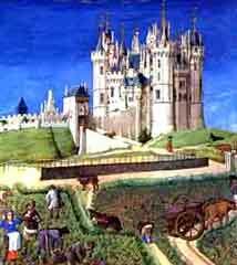 Saumur chateau tresriches