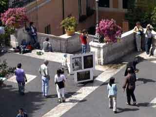 Spanish steps rome2