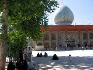 Mausoleum shah e cheragh2
