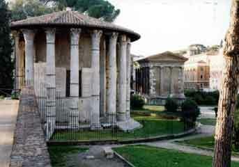Temple vesta rome2