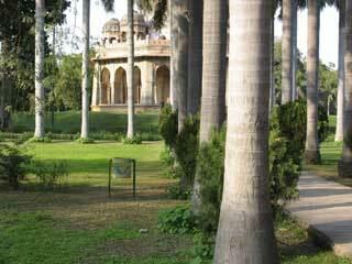 Lodi garden1