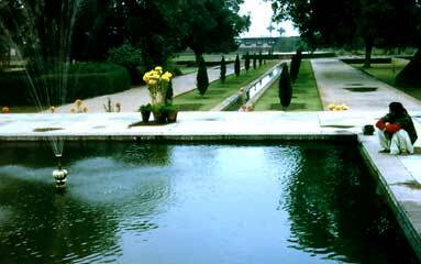 Jahangir tomb garden2