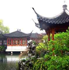 Guo zhuang chinese garden