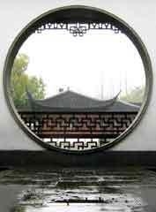 Fenyang villa chinese garden