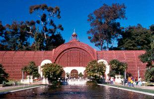 Balboa park california