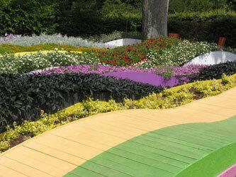 Chaumont festival garden