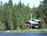 Medium finland summer house original