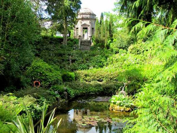 Larmer Tree Garden, Wiltshire
