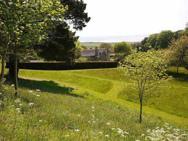 Mottistone Manor Garden, Isle of Wight