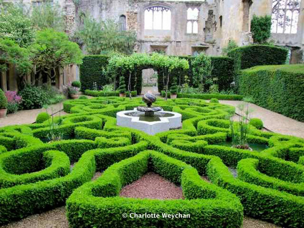 Sudeley Castle, June