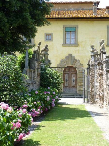 Villa Gamberaia, Summer 2010
