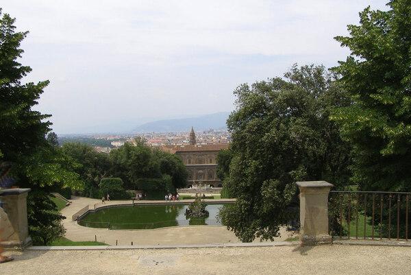 Boboli Garden, 2010