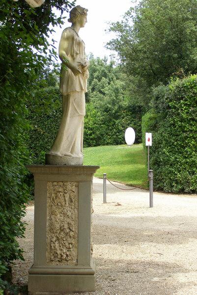 Statue, Boboli 2010