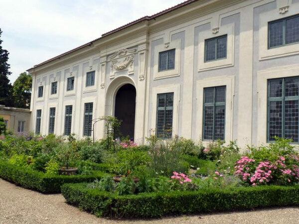 Giardino di Boboli, Summer
