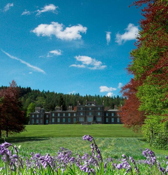 Bowhill House, Scotland