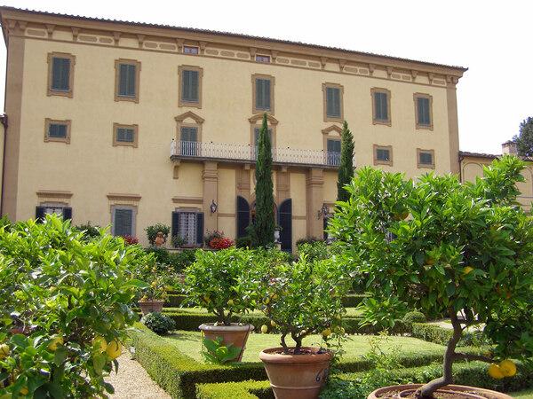 Villa Poggio Torselli, Toscana