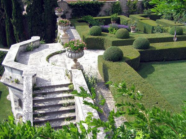 Villa La Foce, Italy