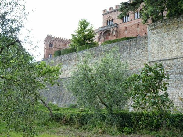 Castello di Brolio, Italy