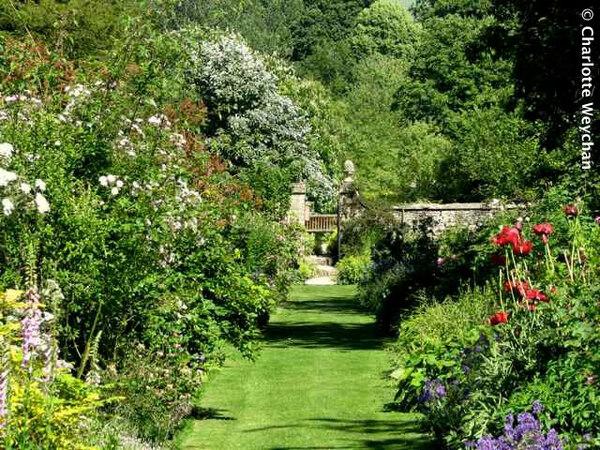 Cerney House Gardens, 2010