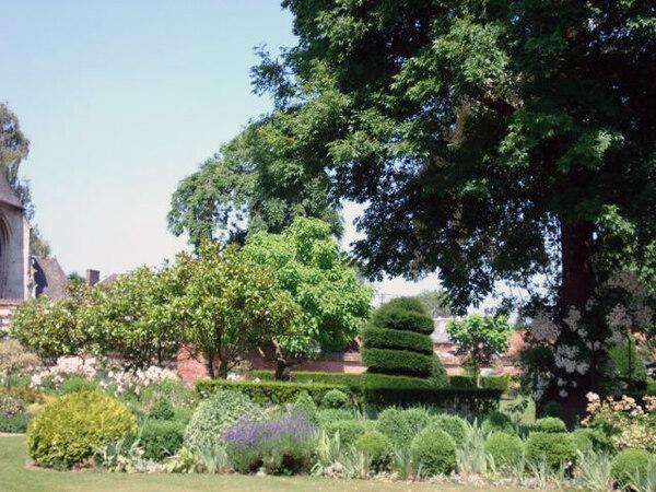Jardins de Maizicourt, Somme