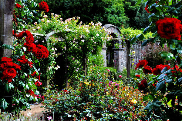 La Seigneurie Garden, Sark