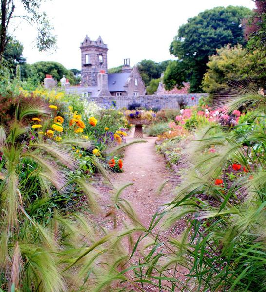 La Seigneurie Garden, Channel Islands