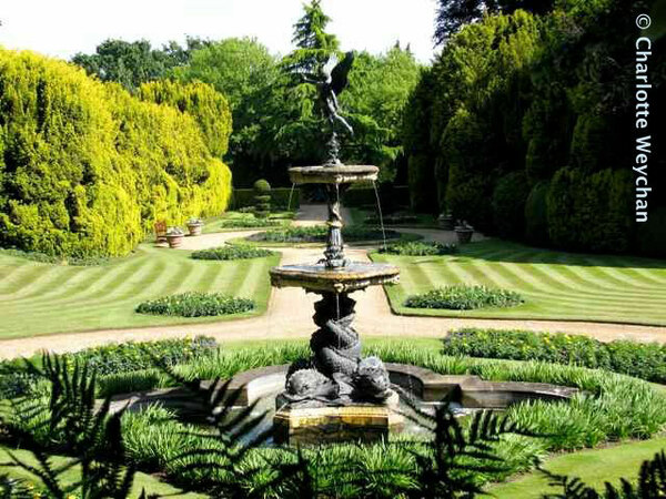 Fountain, Ascott Garden