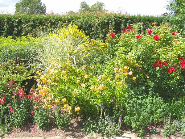 Tintinhull House Garden, Summer